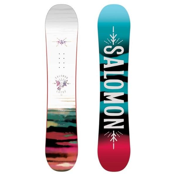Salomon 2019 Lotus Women's Snowboard Review