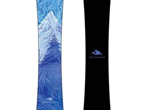 System 2018 Juno Women's Snowboard Review