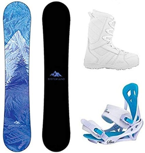 System 2018 Juno and Mystic Complete Women's Snowboard Package Review